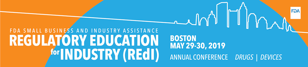 REdI Annual Conference 2019 Header Banner